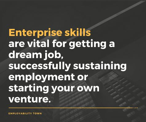 Top Tips on Pitching your Skills, from Employability Town CEO Klaudia Mitura