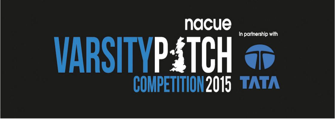 NACUE Varsity Pitch Competition 2015 Semifinalists