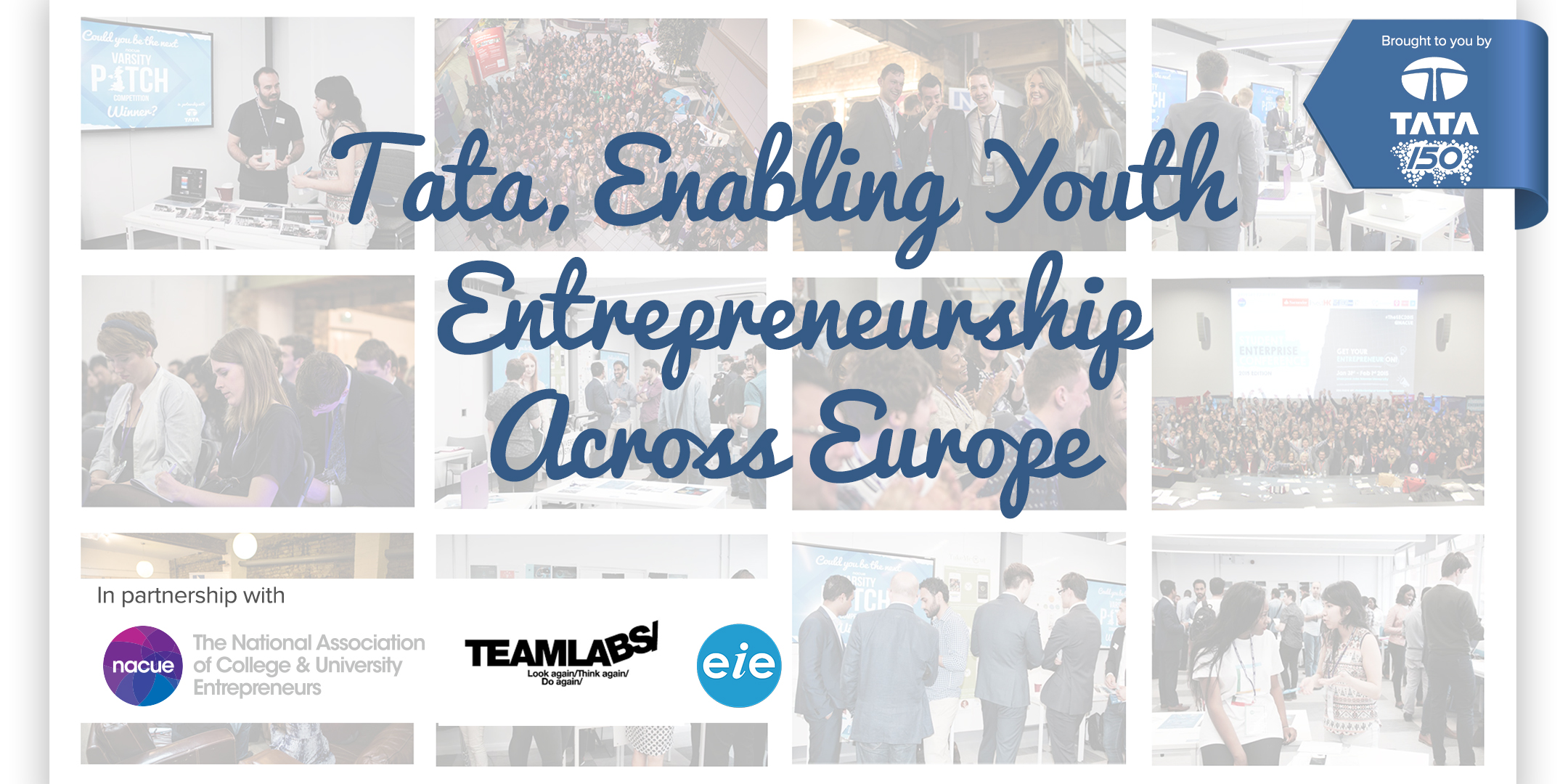 Tata, Youth Entrepreneurship in Europe