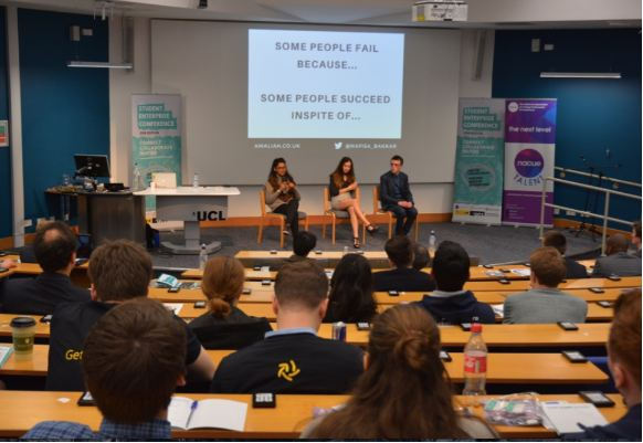 Why we loved the Student Enterprise Conference 2016