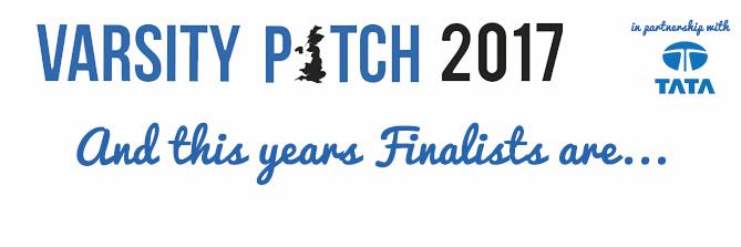 Meet the Varsity Pitch 2017 Finalists