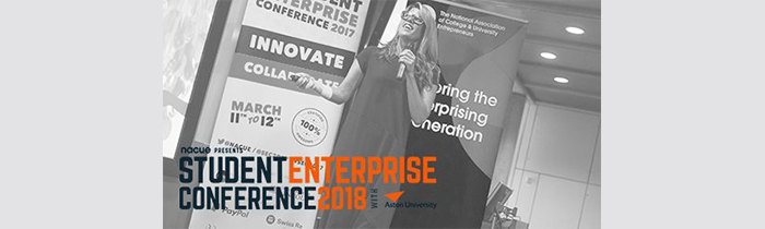 Let the Countdown Begin! 32 Days to NACUE's Student Enterprise Conference 2018
