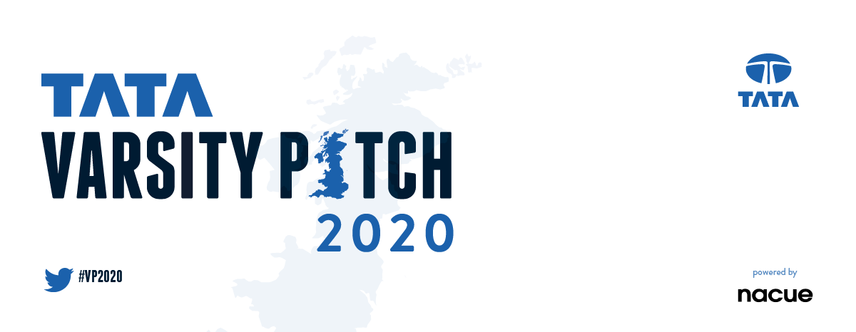 Semi Finalists - Tata Varsity Pitch 2020