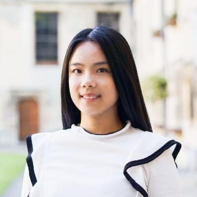 Maggie Chen - Girls in Charge