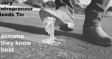 3 Mistakes Every New Entrepreneur NEEDS to Make
